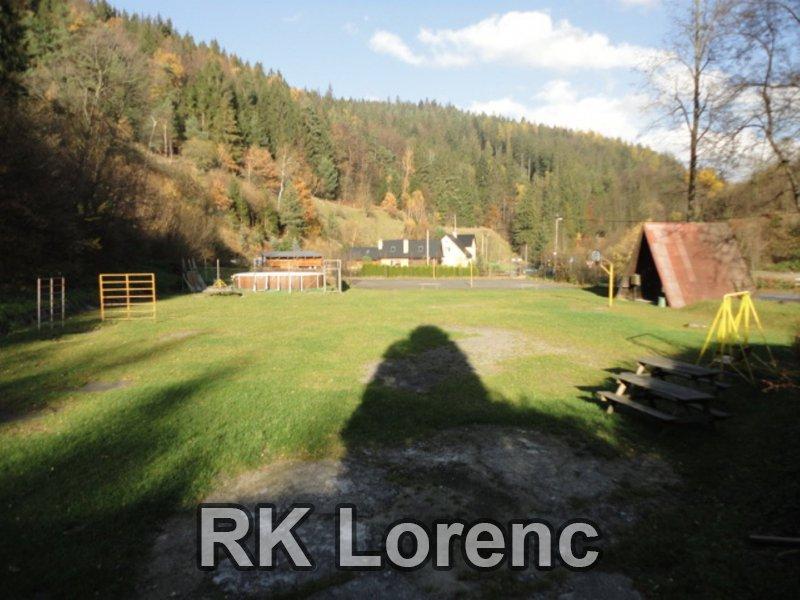 Prodej rekreačního areálu Hutisko - Solanec