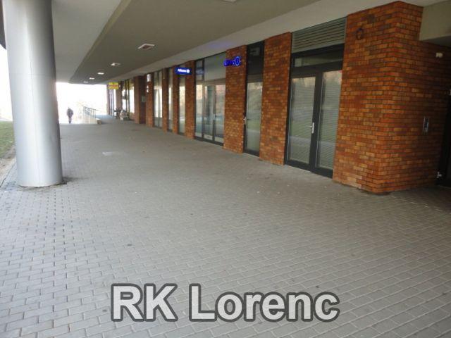 Pronájem komečního prostoru na ul.Kamínky - Nový Lískovec