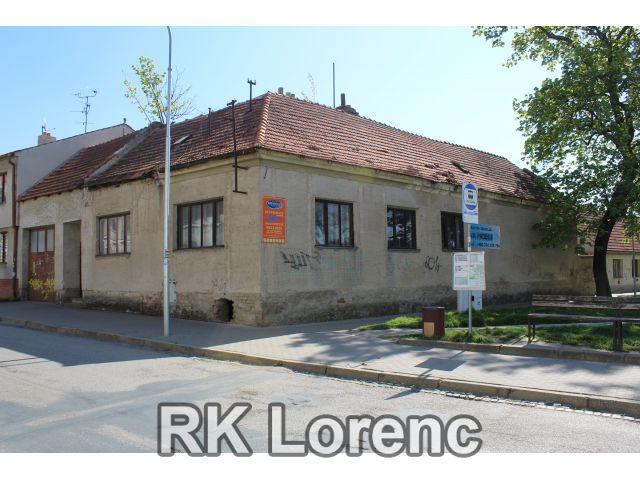 Prodej RD na ul.Piaristů - Mikulov