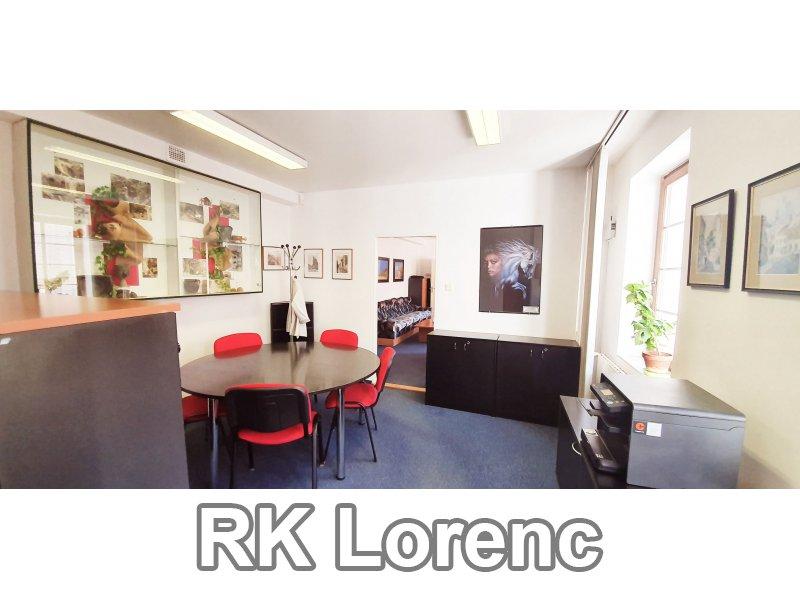 Pronájem prestižní kanceláře na ul.Josefská - Centrum