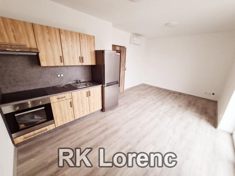Pronájem novostavby bytu 1+kk na ul. Svitavská s balkónem