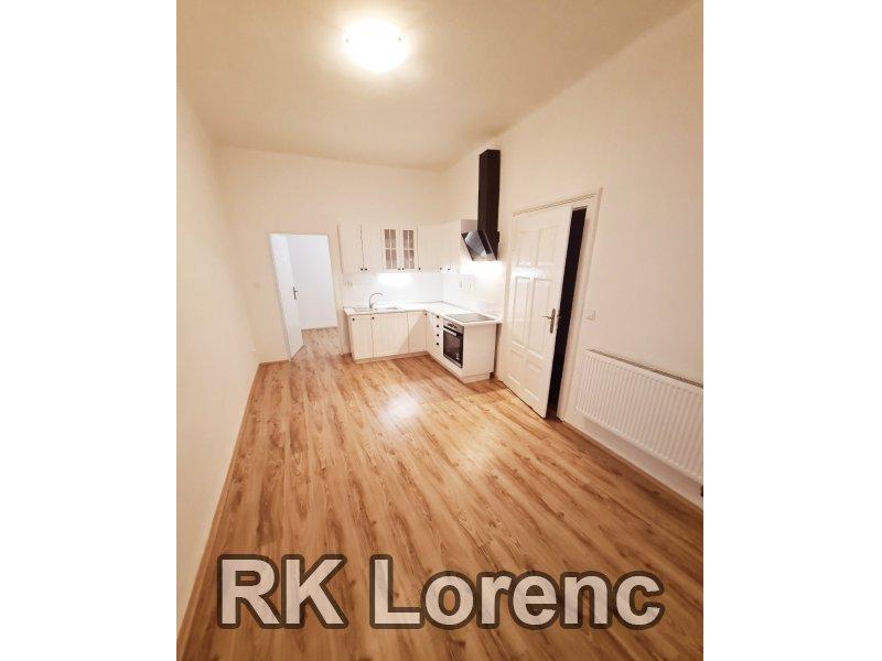 Pronájem zrekonstruovaného bytu 2+kk na ul. Lidická - Centrum