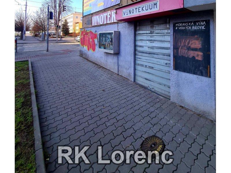 Pronájem prostoru na ul. Skácelova