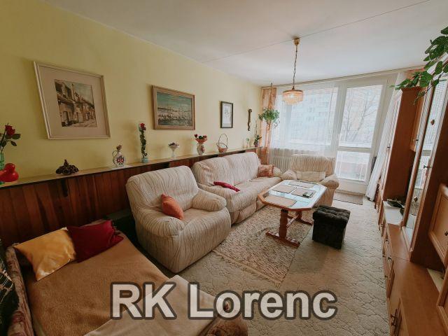 Prodej bytu 3+1 s balkónem na ul. Ježkova, Brno - Lesná,