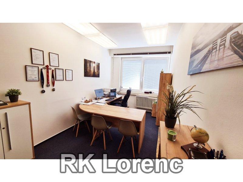 Pronájem kanceláří v administrativní budově na ul. Slavíčkova, Brno - Lesná