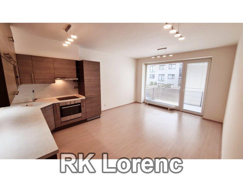 Pronájem novostavby bytu 2+kk s balkonem i park. stáním na ul. Podveská - Komín