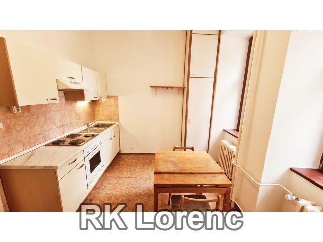 Pronájem bytu 1+1 na ul. Antonínská - Veveří